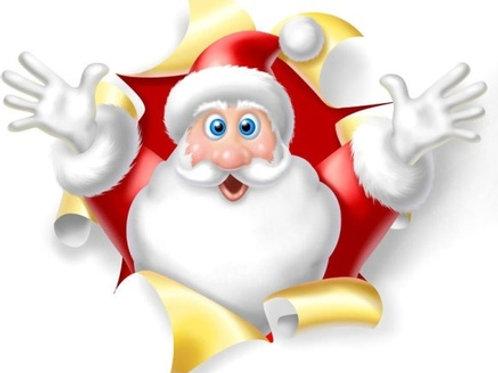 Santa's Last Stop - Vendor Reg