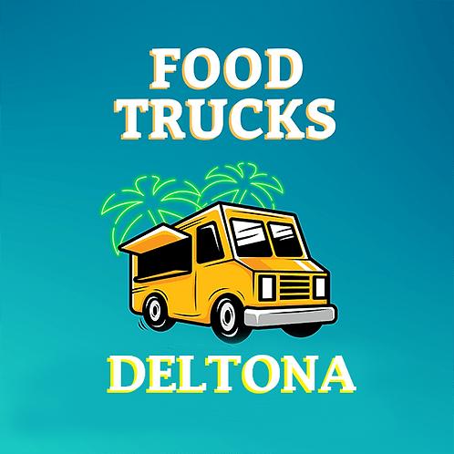 Vendor - Deltona Food Truck Festival 10-9-21