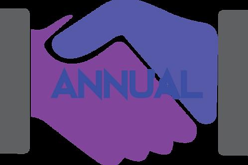 Annual Business Sponsorship