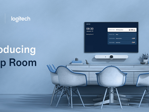 Pexip Partners with Logitech to Bring the Pexip Meeting Room Experience to Market