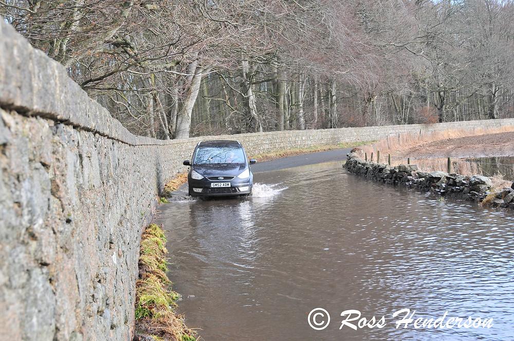 Kemnay Flooding