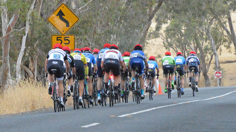 Road racing: 16 week in season racing plan