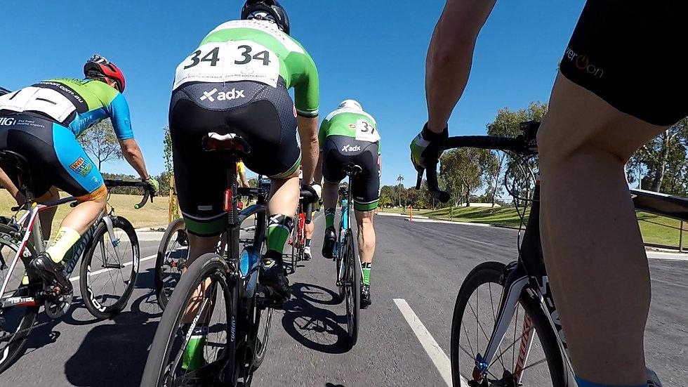AusCycling SA Super Series Race Plan