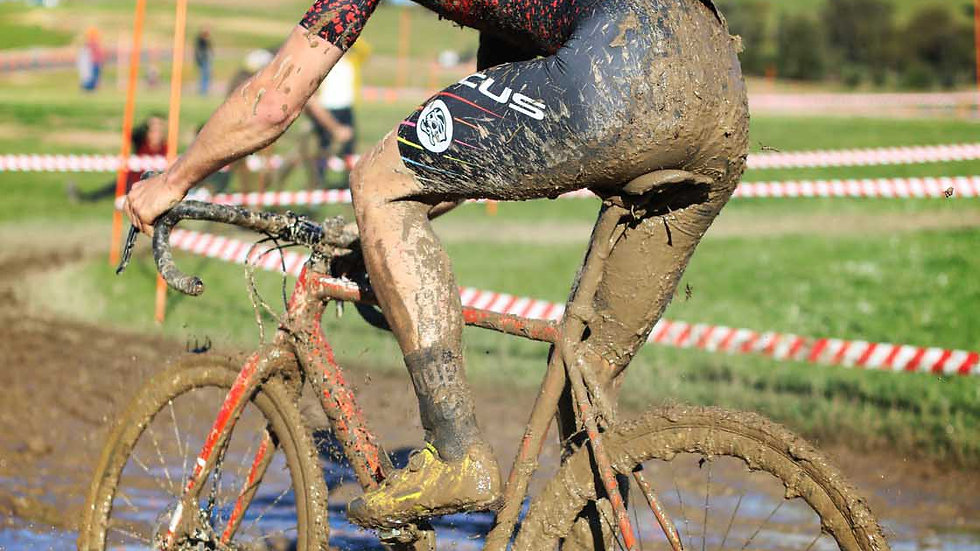 Cyclocross: 16 week in season racing plan