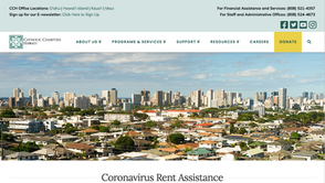Coronavirus Rent Assistance Rent Assistance and Mediation Program (RAMP)
