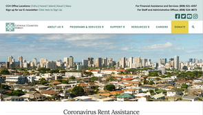 Coronavirus Rent Assistance Rent Assistance and Mediation Program (RAMP)