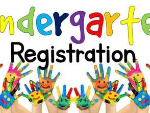KINDER Registration OPEN!!!