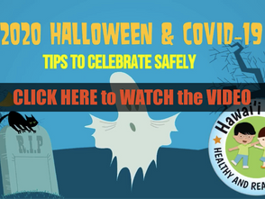 Tips to Celebrate Halloween 2020 during COVID-19