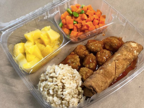 Grab 'n' Go Special Meal Requests