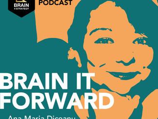 """Brain 4 Strategy lansează """"Cufărul cu podcasturi deștepte"""""""