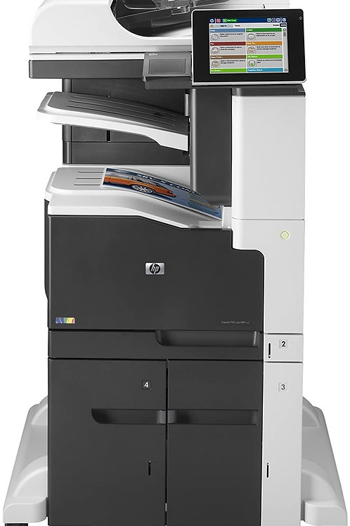 HP Laserjet Enterprise 700 Color MFP M775 Multifunction Printer