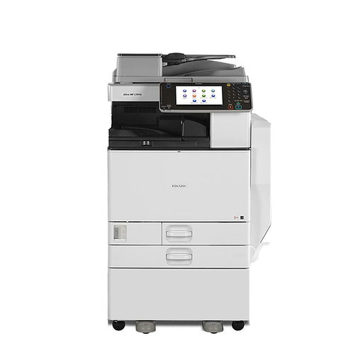 Ricoh Aficio MP C5502 Tabloid-Size Color Laser Multifunction Copier