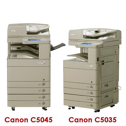 Combo Offer for Canon C5045 & C5035