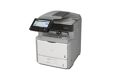 Ricoh SP 5200S Black and White Laser Multifunction Printer