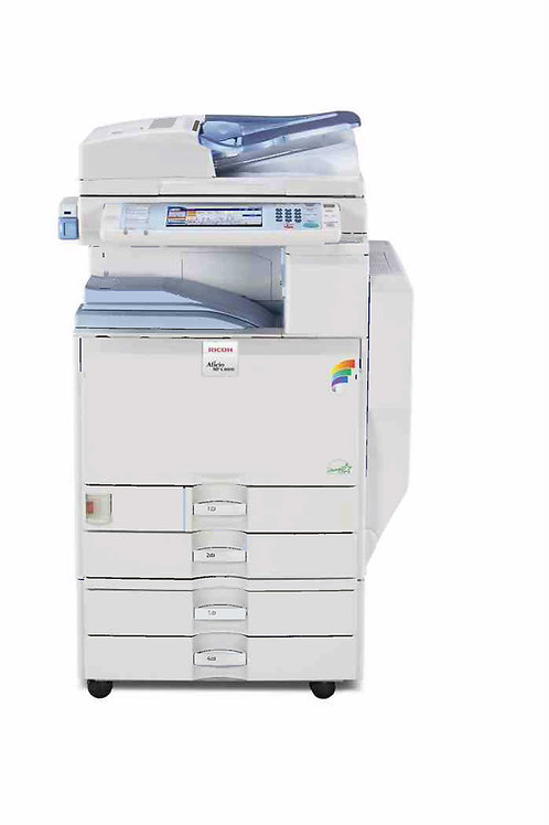Ricoh Aficio MP C4000 Color Black & White Copier