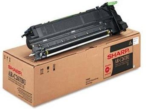 Sharp AR-C26TBU Laser Toner Cartridge - Black
