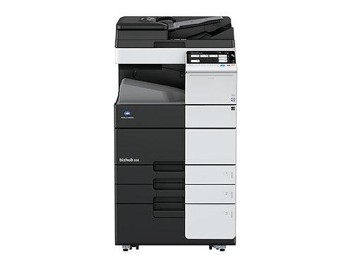 Konica Minolta Bizhub 558 Copier Printer Scanner