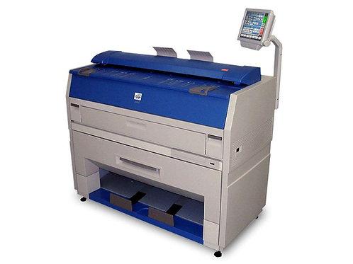 KIP 3100 Wide Format Multi-Function Monochrome System 2 roll plotter