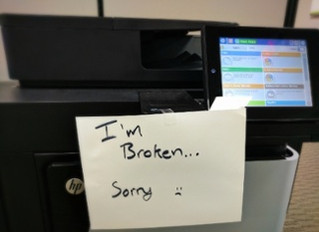 4 Ways to Get Your Printer or Copier Fixed - Which is Right for You?