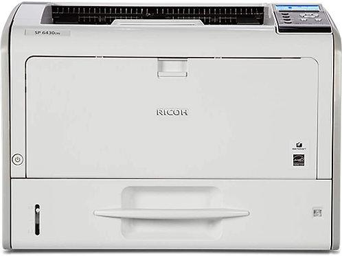 Ricoh 407482 SP 6430DN Monochrome LED Printer