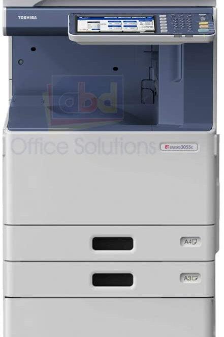 Toshiba E-Studio 4555C A3 Color Laser Multifunction Printer