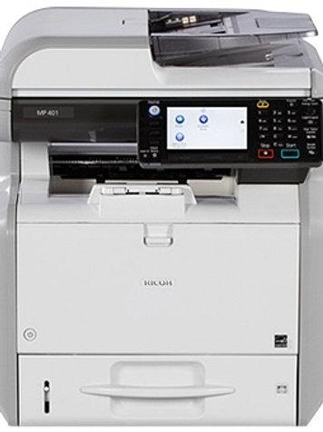 Ricoh Aficio MP 401 Desktop A4 Monochrome Multifunction Printer
