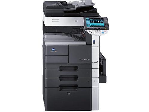 Konica Minolta 361 Black & White Digital Copier