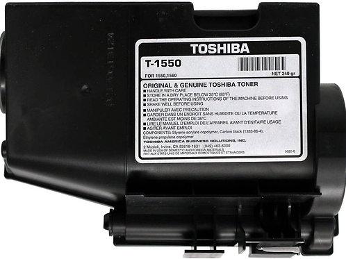 Toshiba T-1550 (T1550) Black Toner Cartridge
