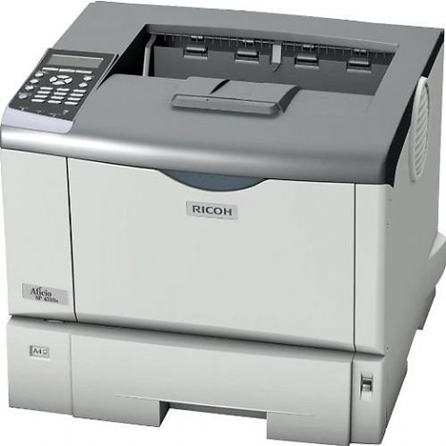 Ricoh Aficio Sp 4310N Monochrome Printer