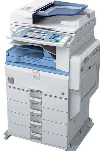 Ricoh MP 3350 Black & White Copier