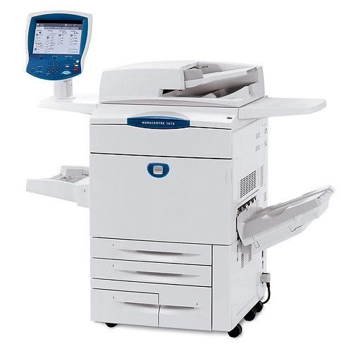 Xerox WorkCentre 7675