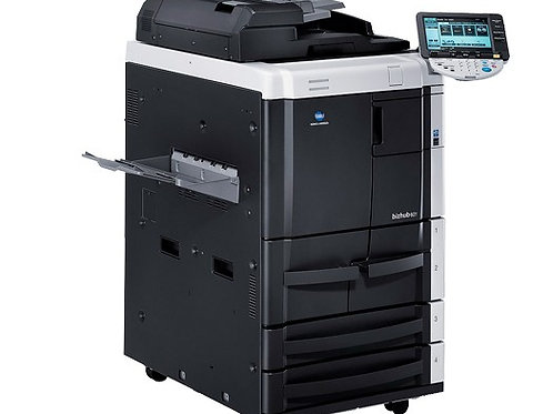 Konica Minolta bizhub 601 Copier Printer