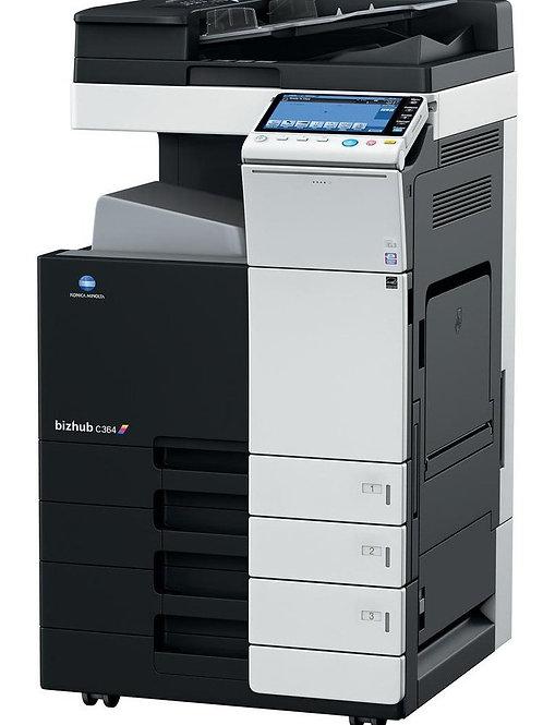 Konica Minolta Bizhub C364e Printer Copier