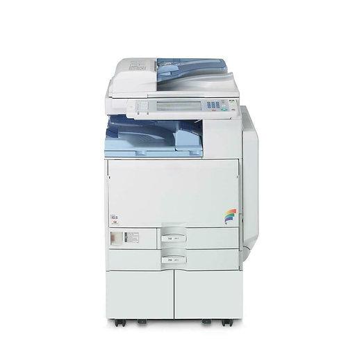 Ricoh Aficio MP C4501 Color Laser Multifunction Printer Copier