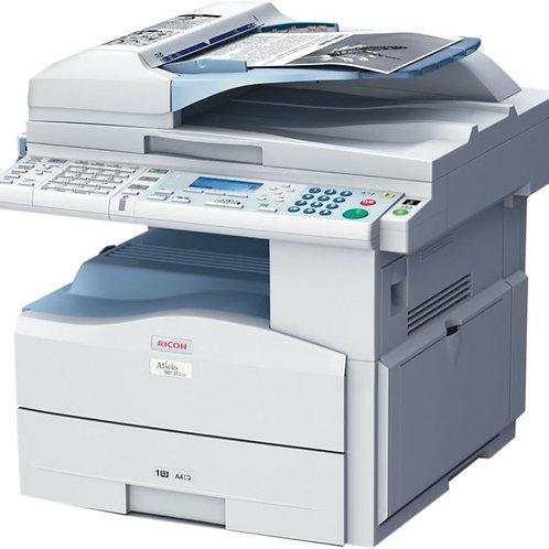 Ricoh MP 171SPF  Black and White Laser Multifunction Printer