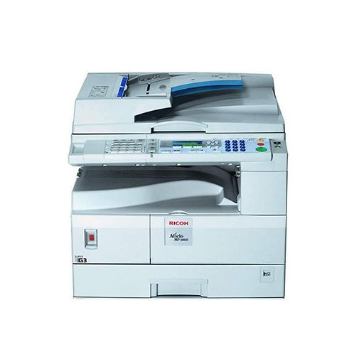 Refurbished Ricoh Aficio MP 1600 SPF Monochrome Multifunction Copier/Printer