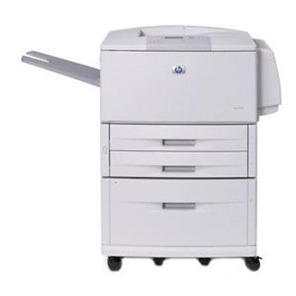 Hp LaserJet 9040n Black & White