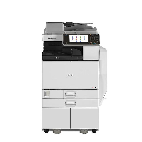 Ricoh Aficio MP C3502 Tabloid-Size Color Laser Multifunction Copier
