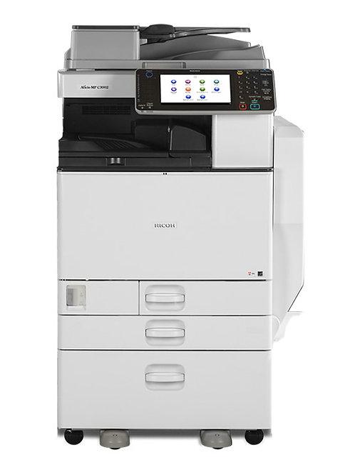 Ricoh Aficio MP C4502 Color Printer Copier
