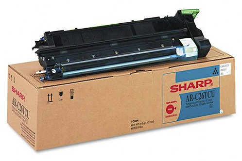 Sharp AR-C26TCU Cyan Toner (11,000 Yield)