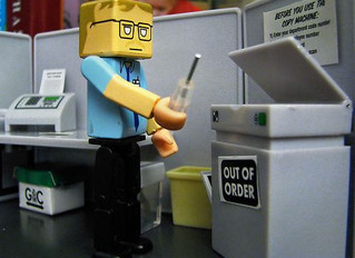 How often you should replace my copier ?