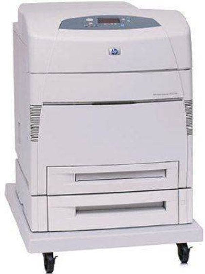 HP LASERJET 5550DTN WORKGROUP LASER PRINTER