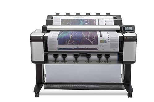 """HP DesignJet T3500 eMFP 36"""" PostScript Wide Format Printer"""