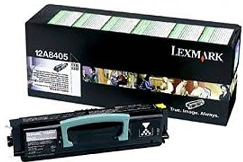Lexmark 12A8405 E330 E332 Toner Cartridge (Black) in Retail Packaging