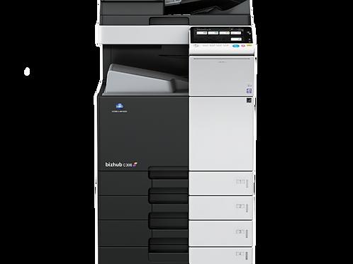 Konica Minolta Bizhub C308 Color Copier Printer Scanner