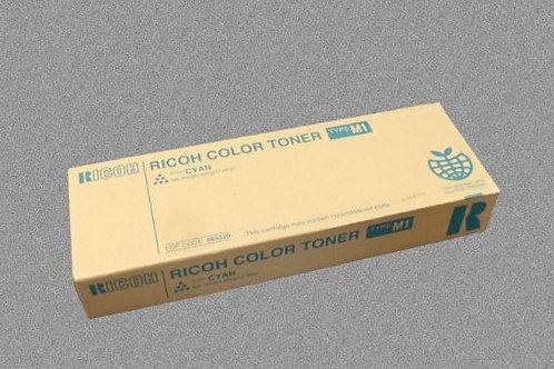 RICOH AFICIO 1224C - TYPE M1 CYAN TONER