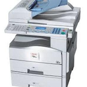 Ricoh Aficio MP 161SPF Black and White Laser Multifunction Printer