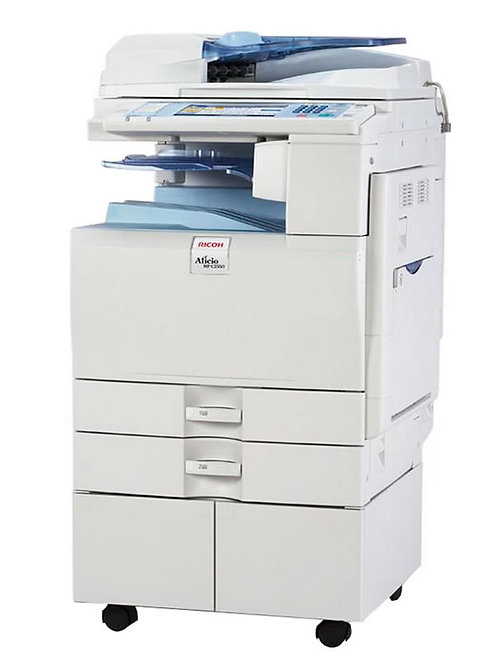 Ricoh Aficio MP C2050 A3 Color Laser Printer Copier Scanner