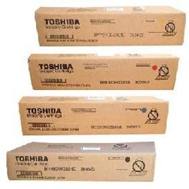 New Original Toshiba Brand TFC556U Toner Set