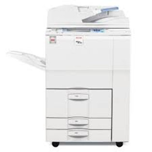 Refurbished Ricoh Aficio MP 6000 Black and White Laser Multifunction Printer